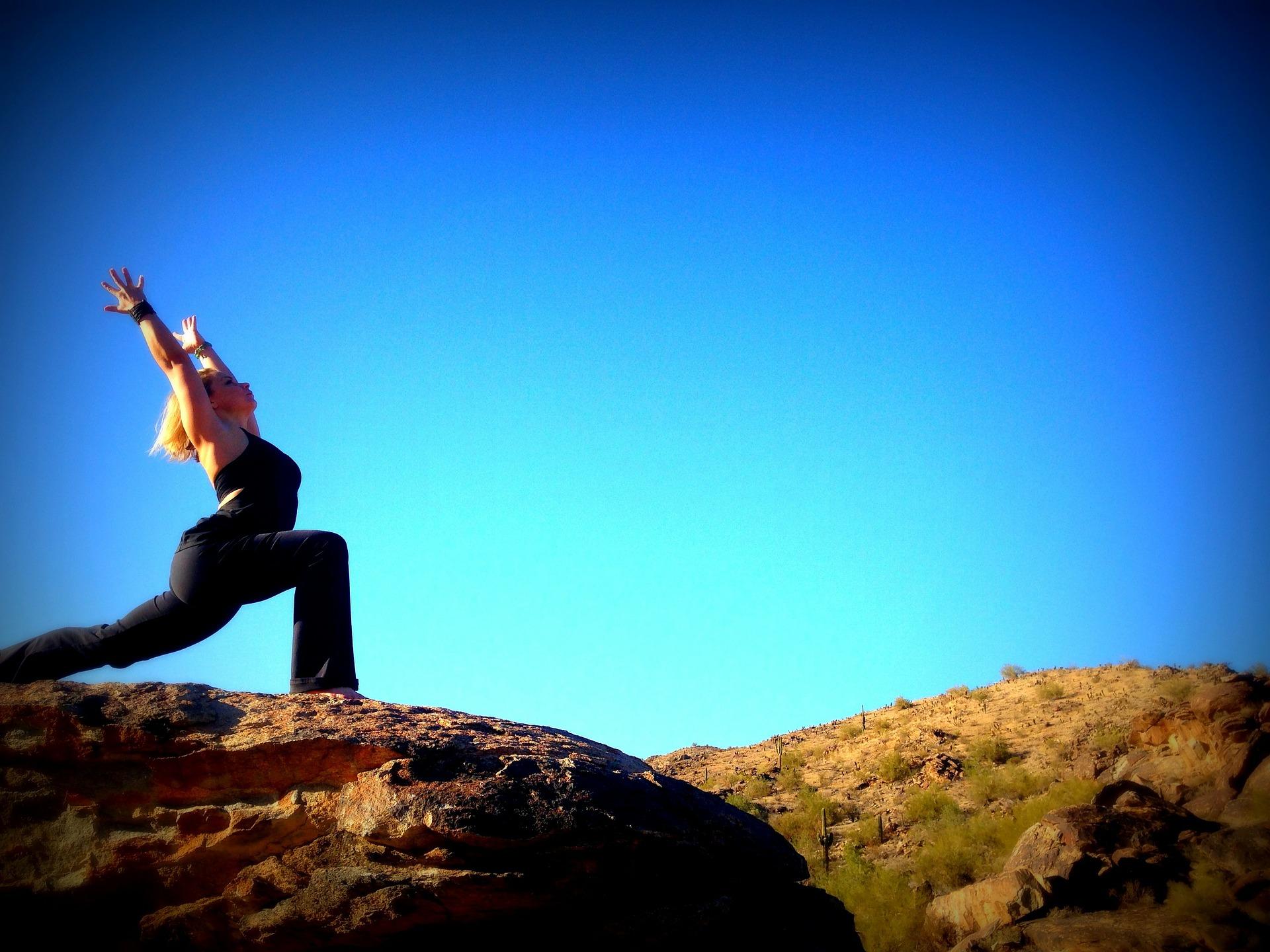 yoga dinamico benefici