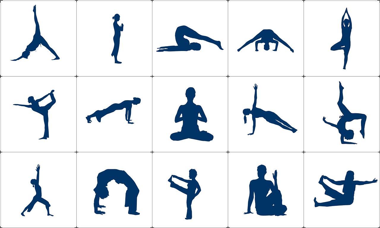 yoga dinamico sequenza