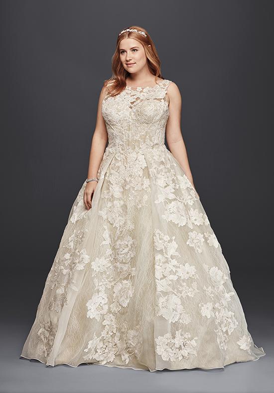 Vestiti Da Sposa Taglia 46.Abiti Da Sposa Per Taglie Forti I Modelli Che Valorizzano Le