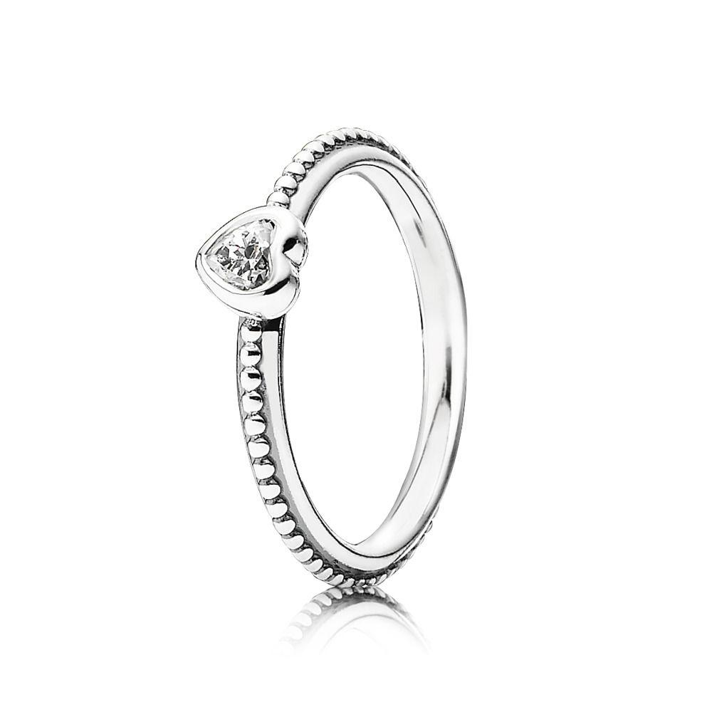 anello pandora cuore nuovo