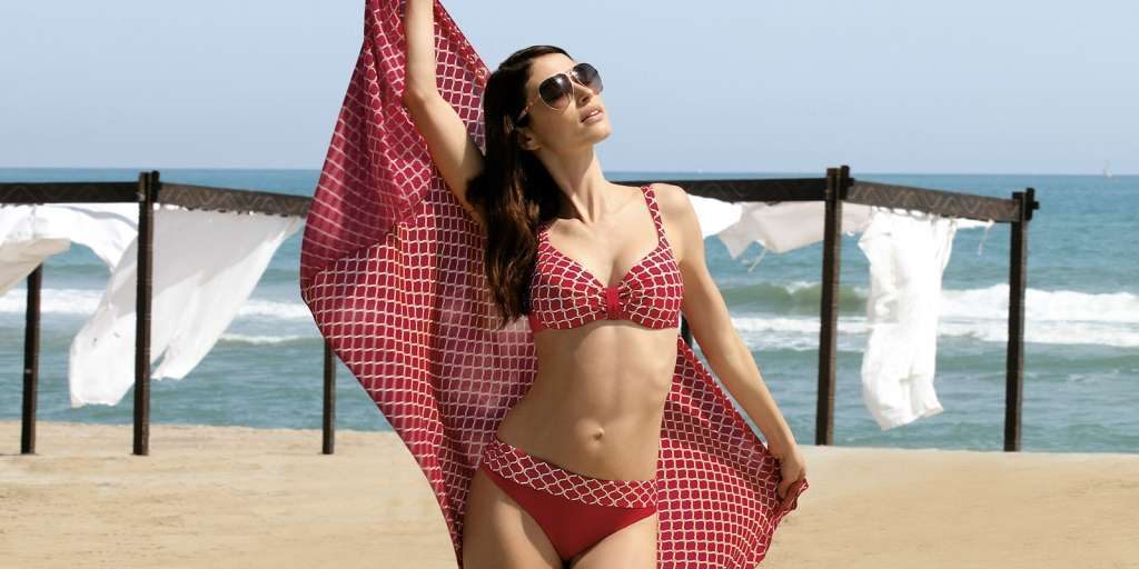 Bikini rosso Lovable