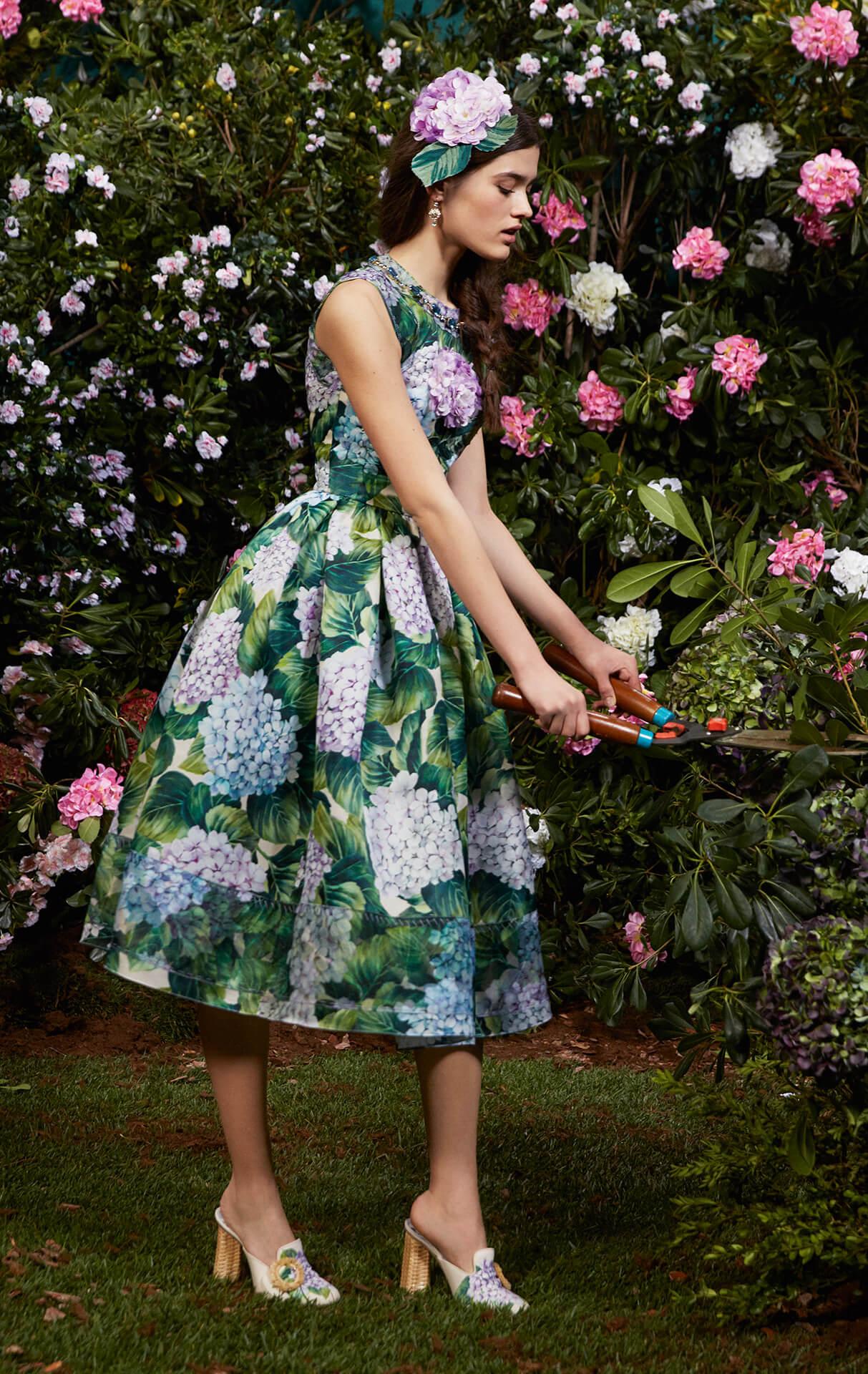 Linea Ortensia Dolce & Gabbana