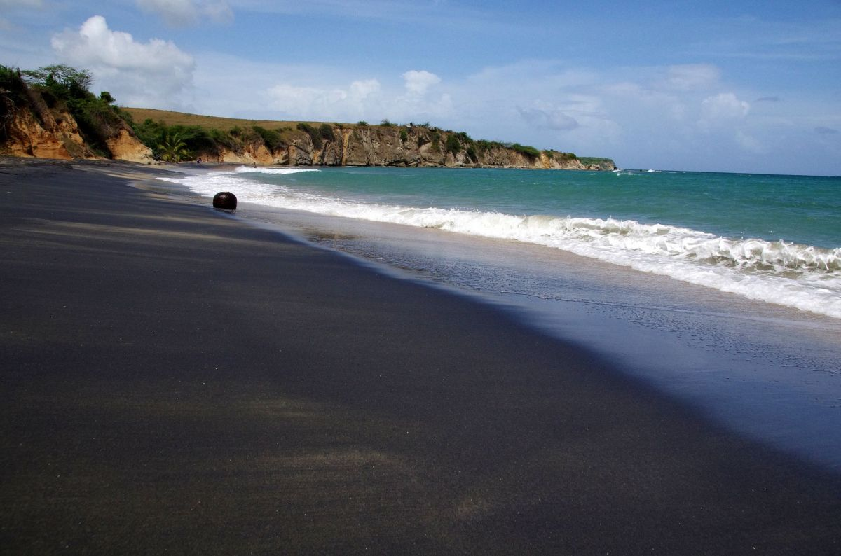 Playa Negrita a Puerto Rico