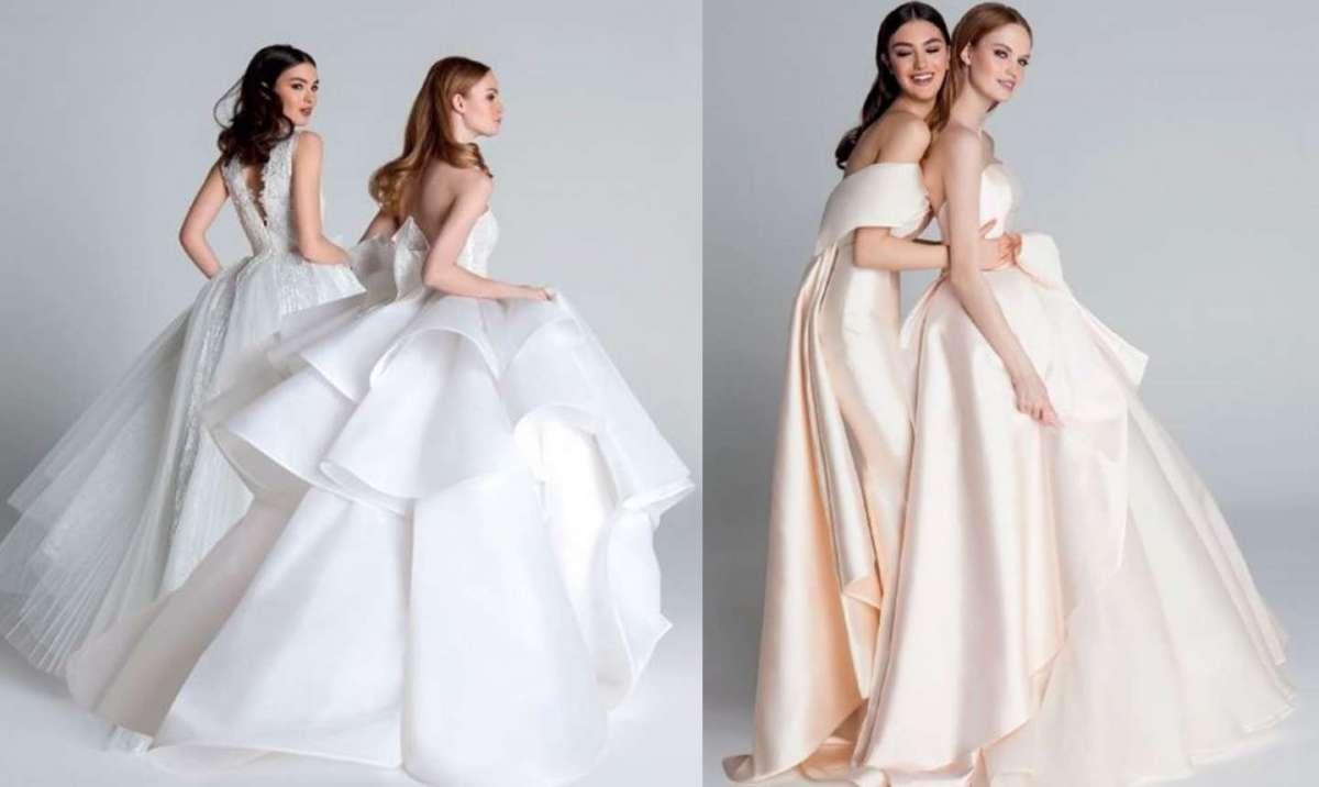 Abiti da sposa Antonio Riva 2018: la nuova collezione