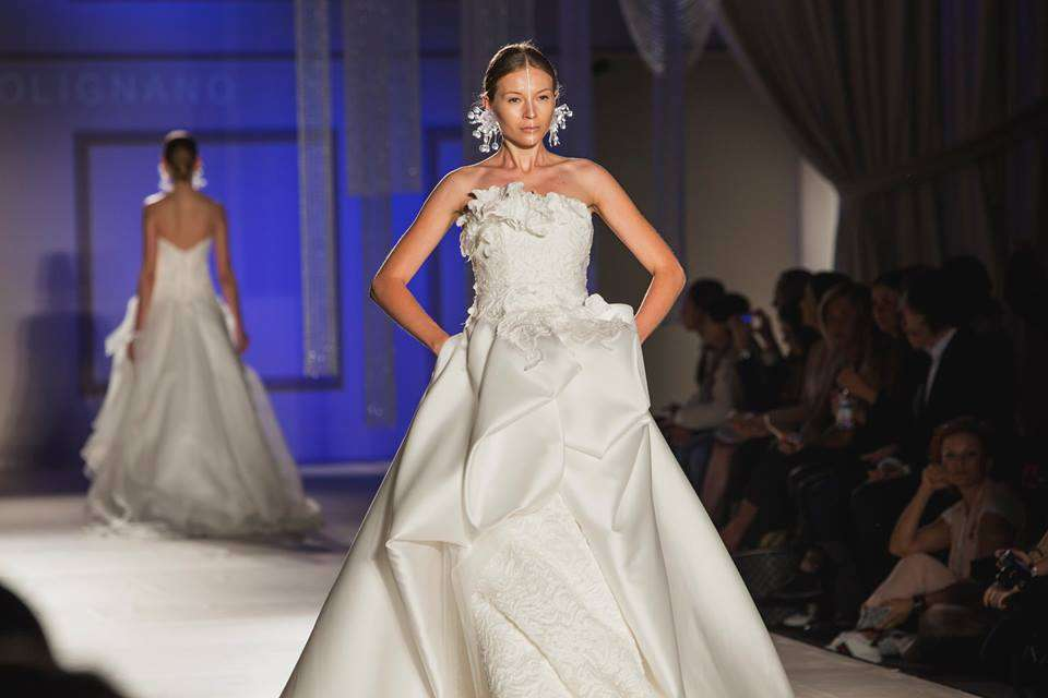 Abiti da sposa Elisabetta Polignano 2018: la nuova collezione