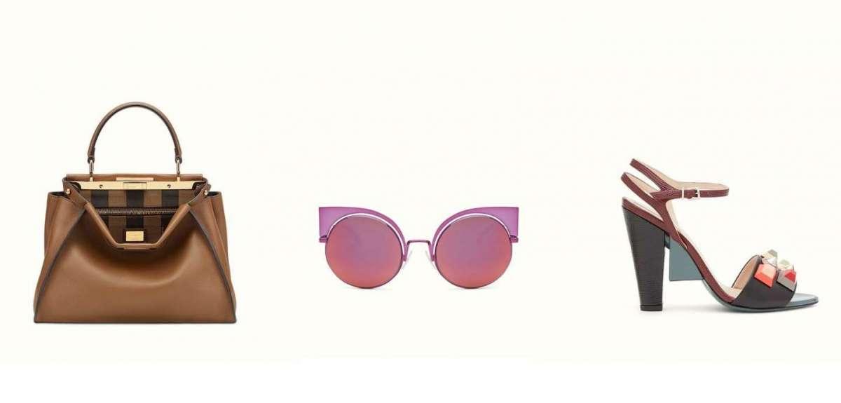 Fendi borse, occhiali e scarpe: le creazioni più belle di sempre