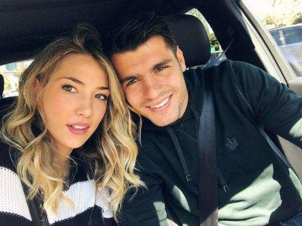 Alvaro Morata e Alice Campello: matrimonio a Venezia, Cristiano Ronaldo invitato