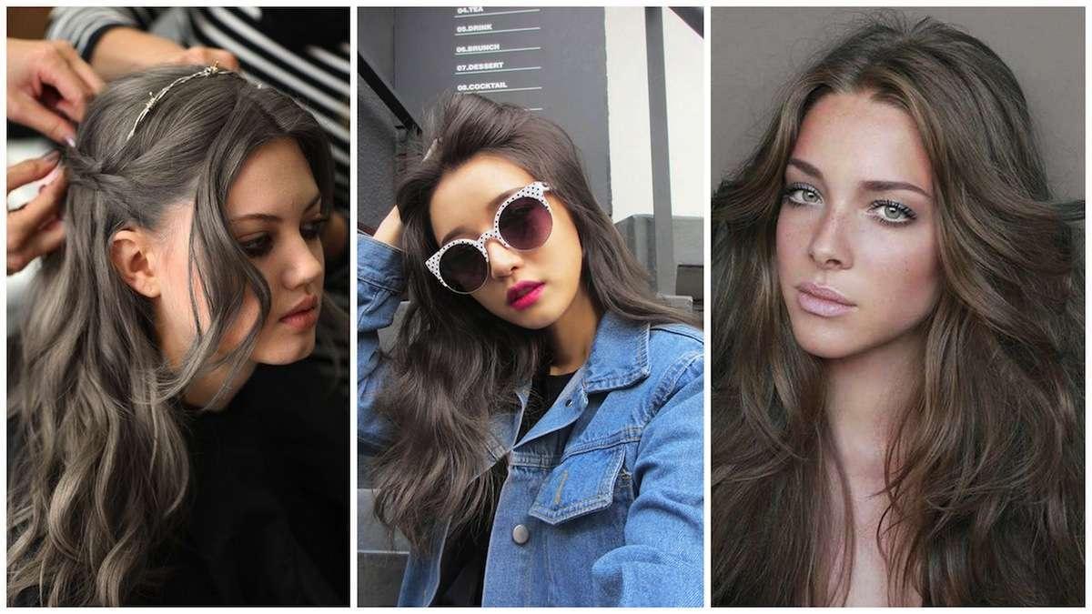 Ash Brown Hair: i capelli castani di tendenza