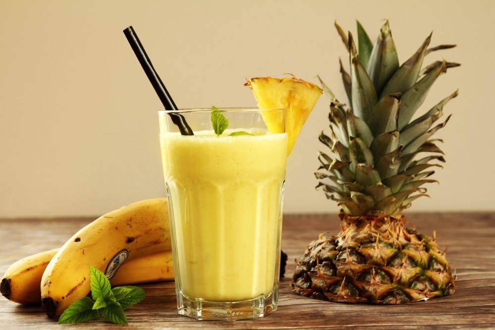centrifuga avocado banana ananas
