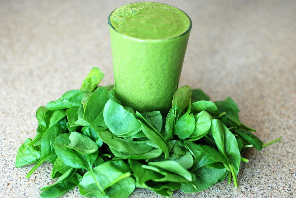 centrifuga spinaci