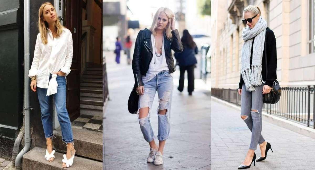 Jeans skinny, boyfriend, mom e girlfriend: cosa sono, a chi stanno bene e come abbinarli