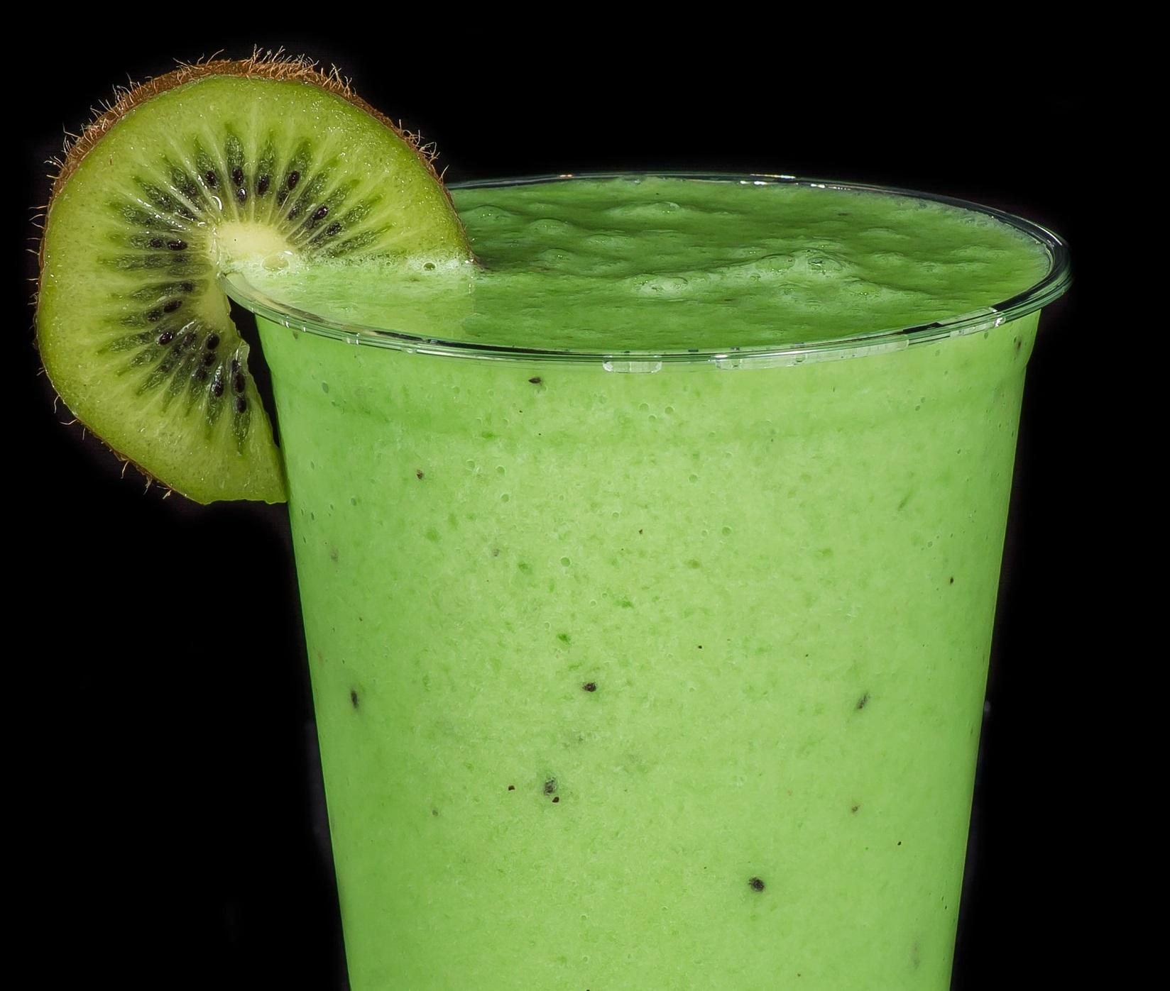 frullato detox kiwi