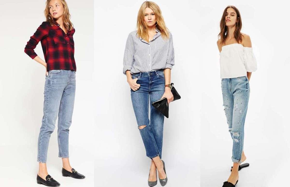Girlfriend jeans: cosa sono, a chi stanno bene e idee per outfit alla moda
