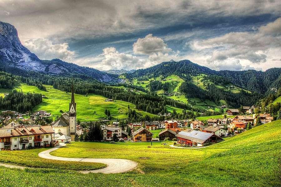 Le montagne pi belle delle dolomiti tutti i paesi da for Arredamenti delle case piu belle