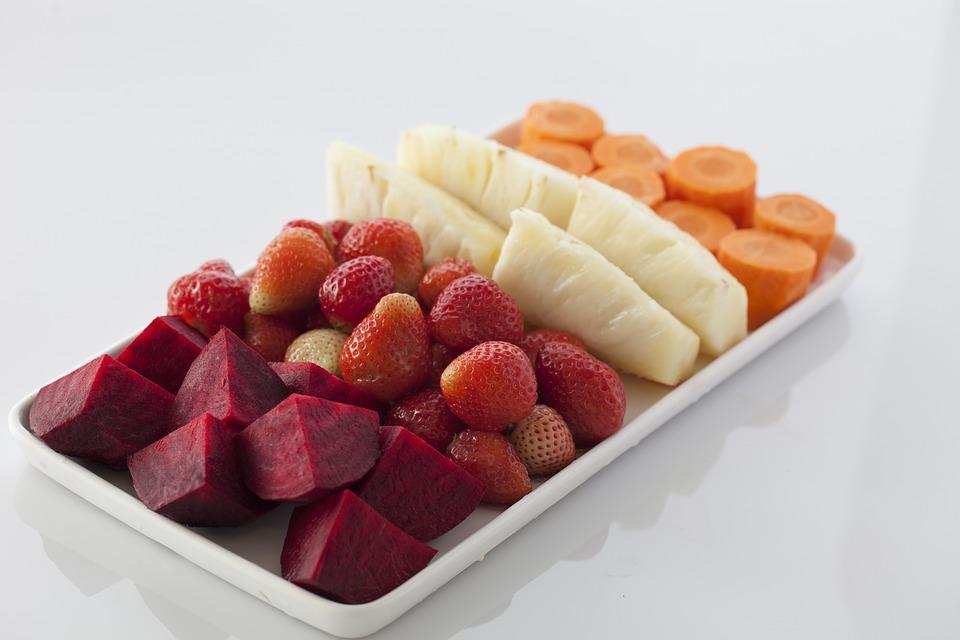 macedonia frutta e verdura