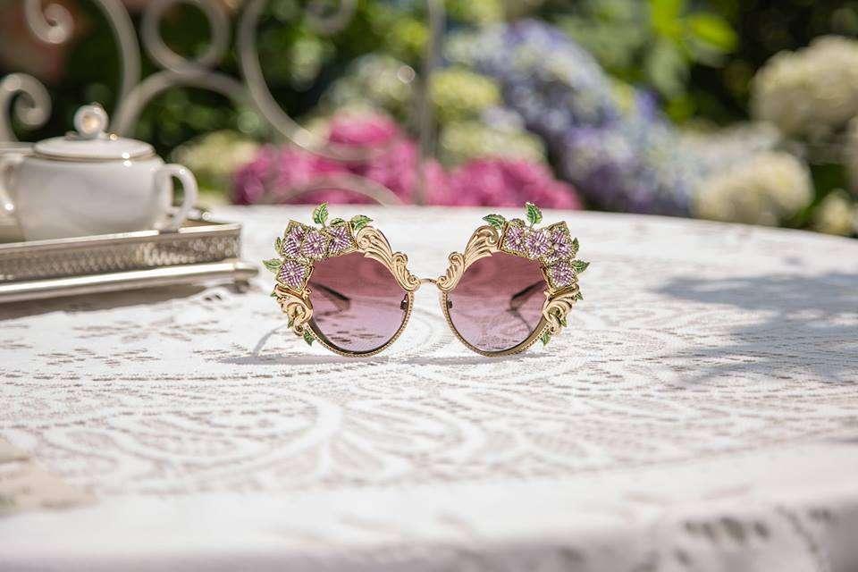 Occhiali da sole Dolce Gabbana Primavera Estate 2017