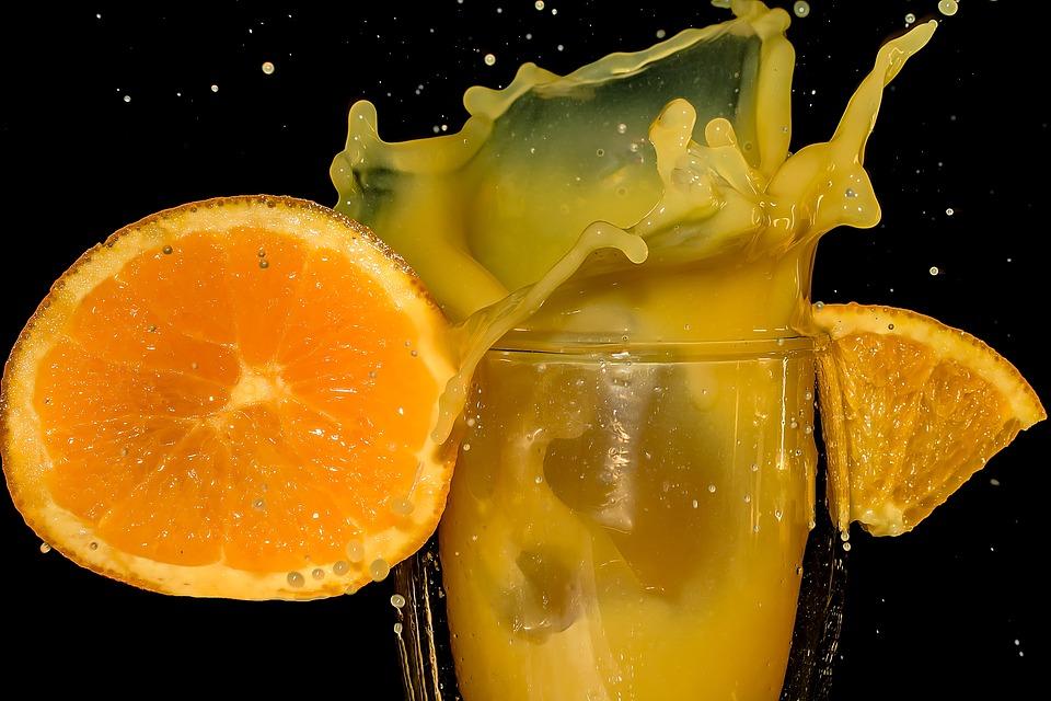 succo arancia energizzante