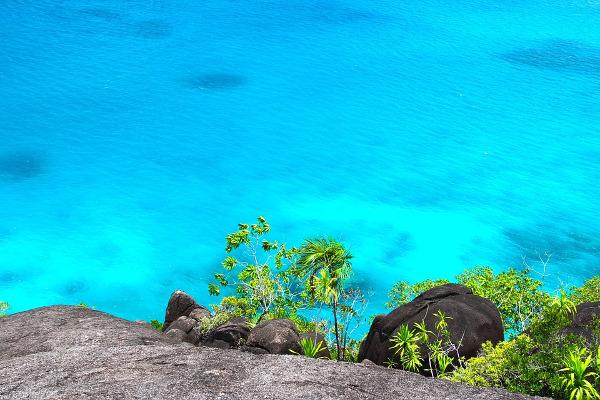 Caraibi mare