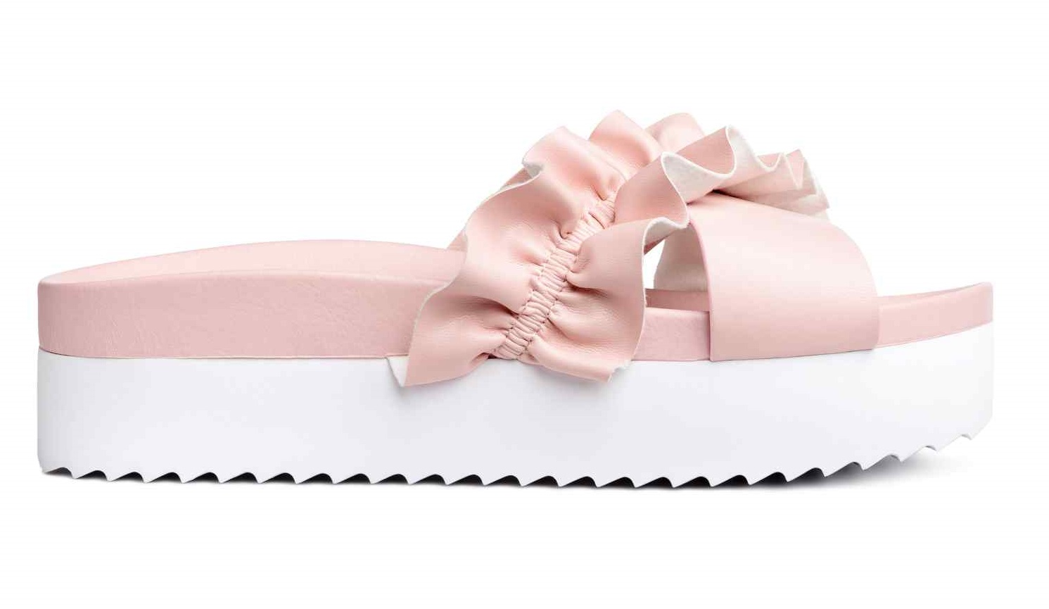 Ciabatte rosa H&M