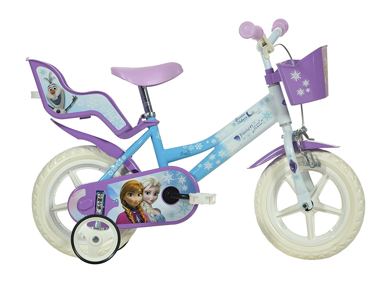 Frozen Bicicletta per bambina, bambina