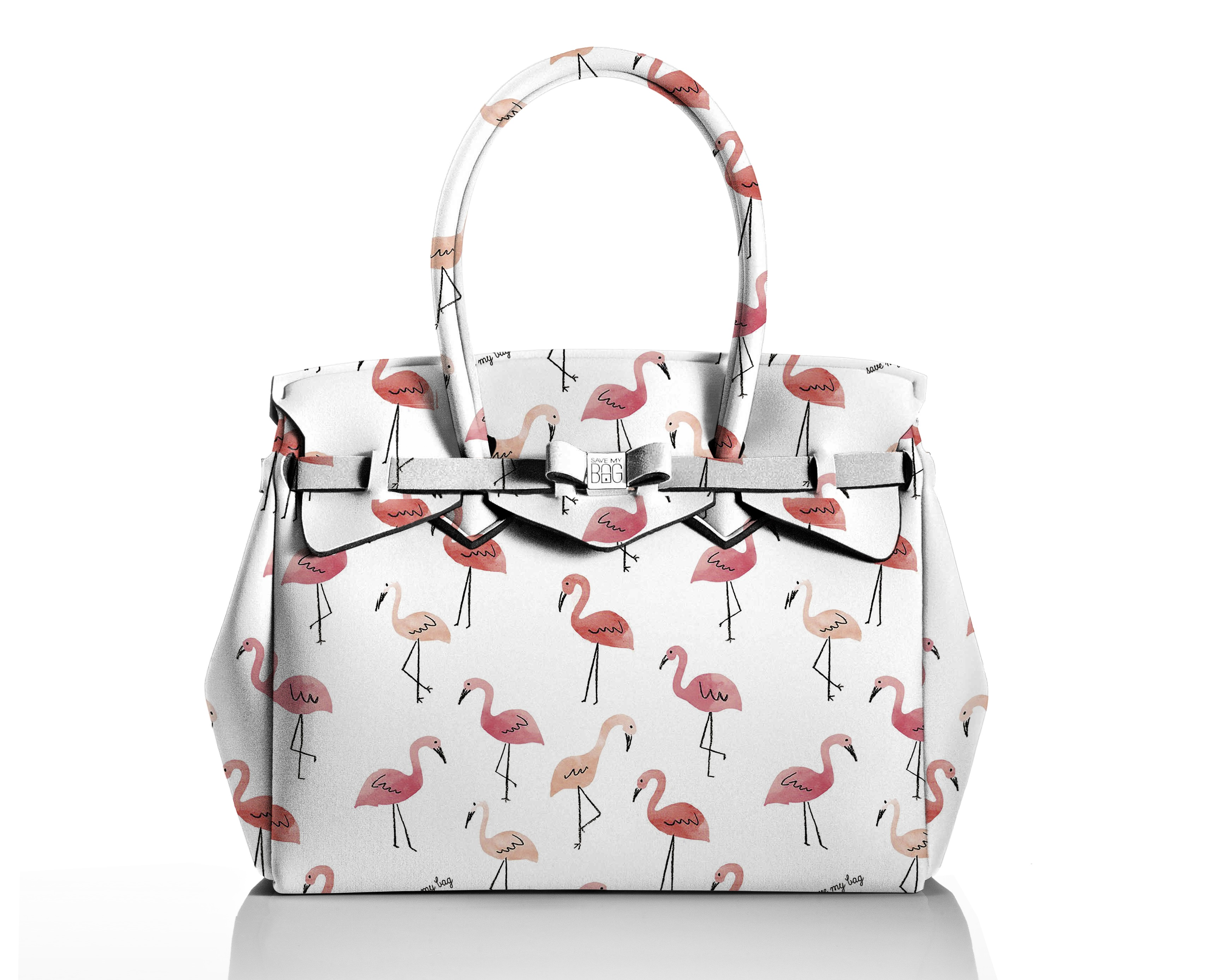 8cd552897e4b7 È flamingo mania  abbigliamento e accessori con fenicotteri per l ...