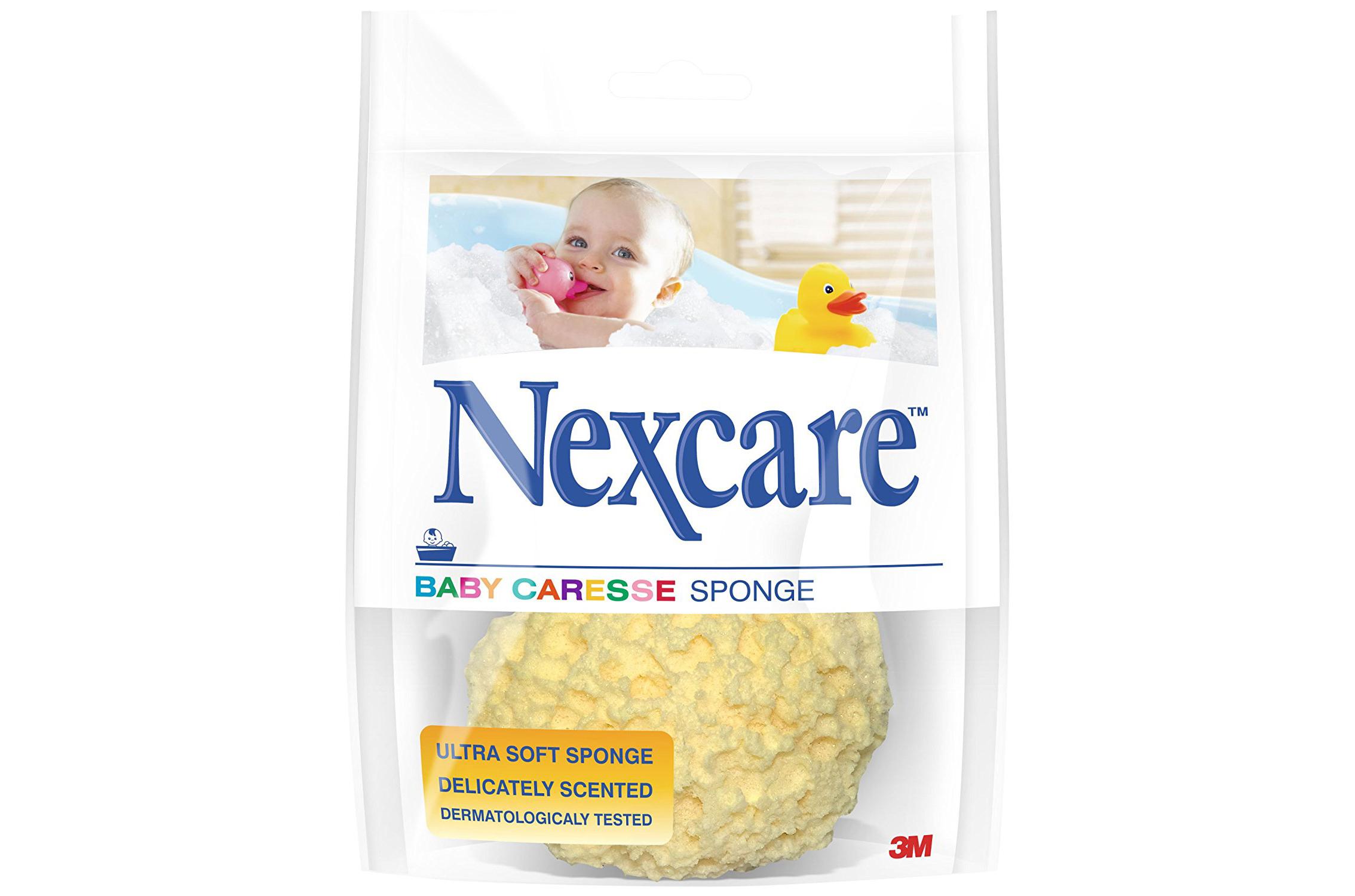 Nexcare KA999428630 NBC DFI Baby Sponge Caresse