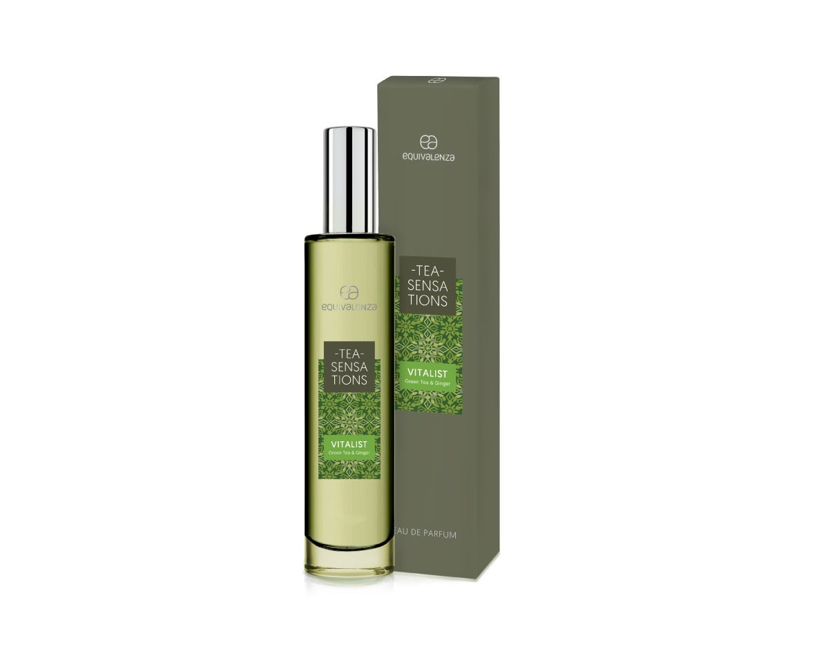 Profumo VITALIST Green Tea & Ginger