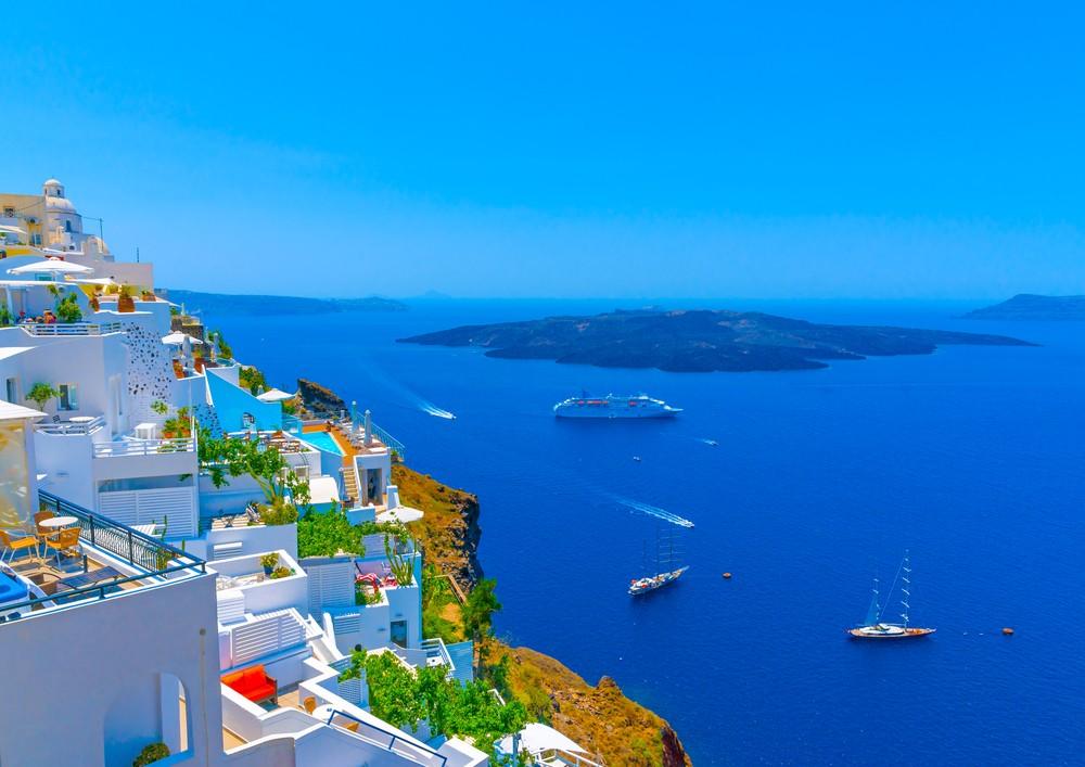 Vacanze in barca a vela in Grecia studiando l'inglese