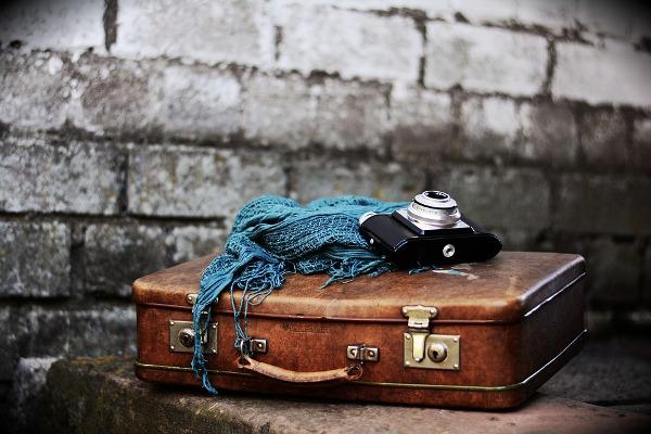 Valigia macchina fotografica