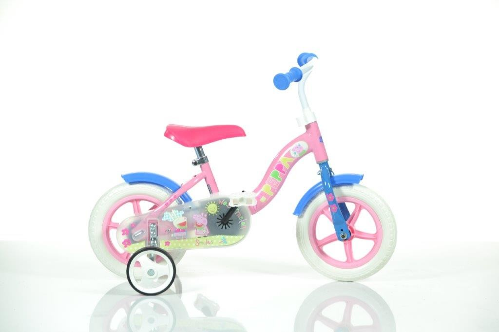 bicicletta bambini peppa pig 10 pollici