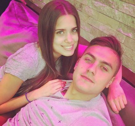 Paulo Dybala e Antonella Cavalieri si sono lasciati