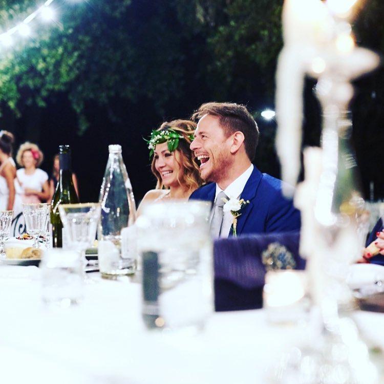 Samanta Piccinetti e Michelangelo Tommaso si sono sposati: matrimonio tra Arianna e Filippo di Un Posto al Sole