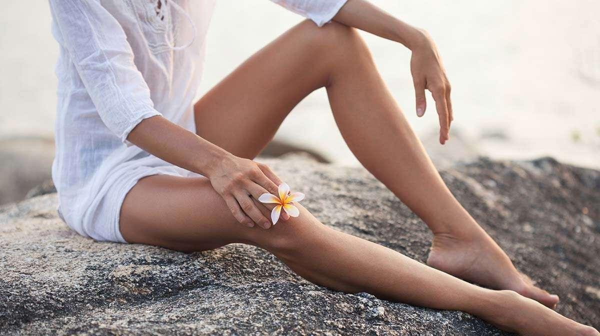 Fondotinta per le gambe: i migliori prodotti di make up per il corpo