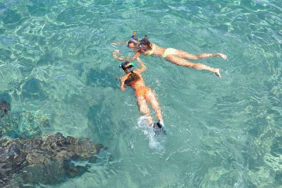 I luoghi più belli dove fare snorkeling in Italia e nel mondo