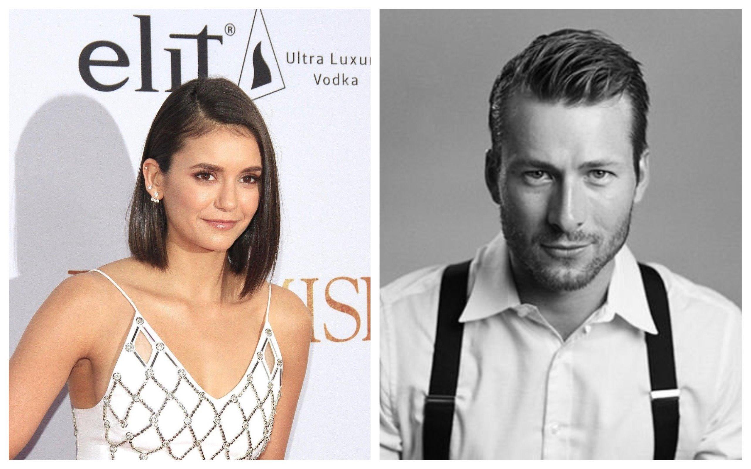 Nina Dobrev: il nuovo fidanzato è Glen Powell