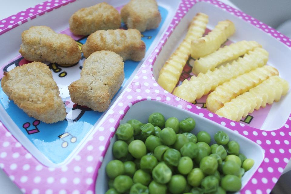 pranzo al sacco bambini