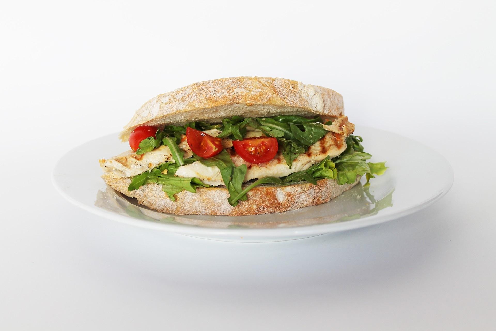 Sandwich light dietetici, le ricette per un pranzo veloce e leggero