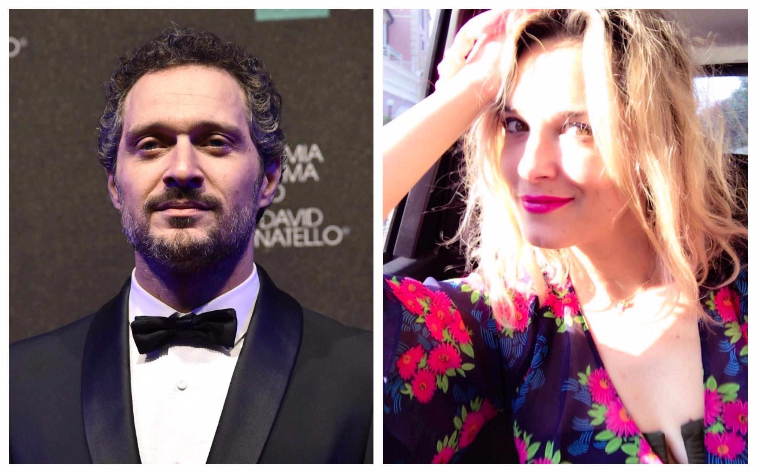 Claudio Santamaria e Francesca Barra stanno insieme?