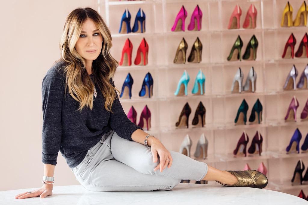 Le scarpe di Sarah Jessica Parker in arrivo su Amazon Moda