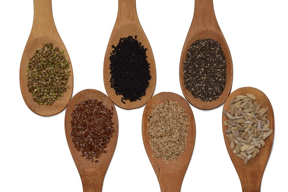 ricette con semi di girasole per perdere peso