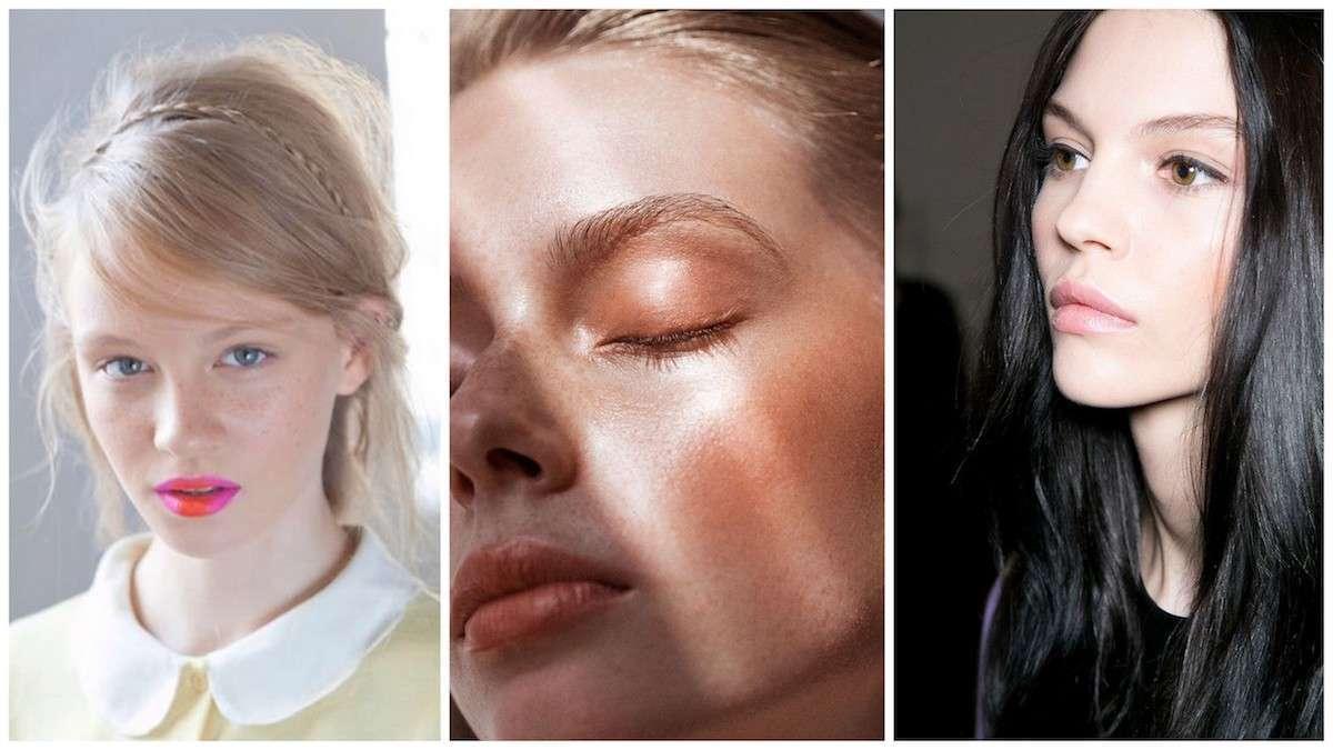 Trucco estivo per pelle chiara: i make up più belli per la carnagione chiarissima