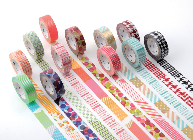 washi tapes 1