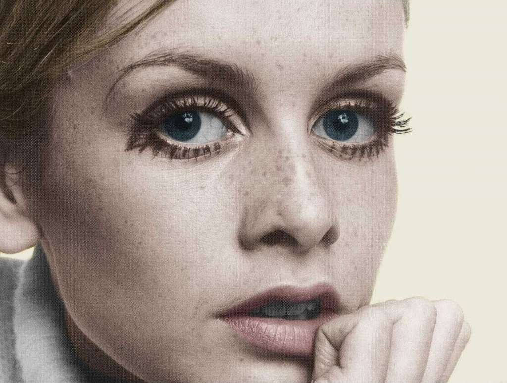Eyeliner Twiggy anni 60