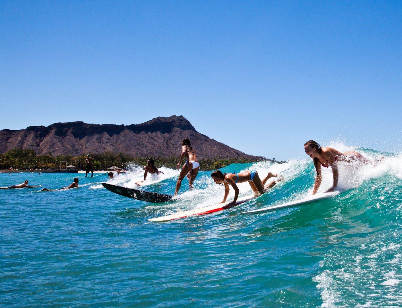 Hanalei Bay alle isole Hawaii