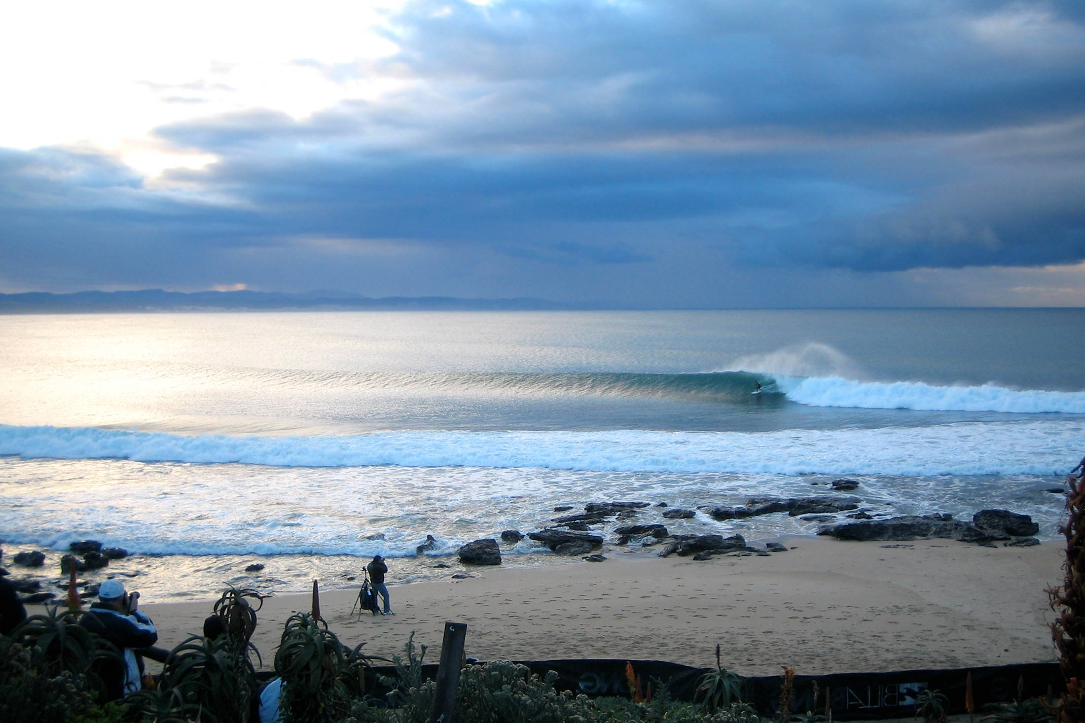 Jeffreys Bay in Sudafrica
