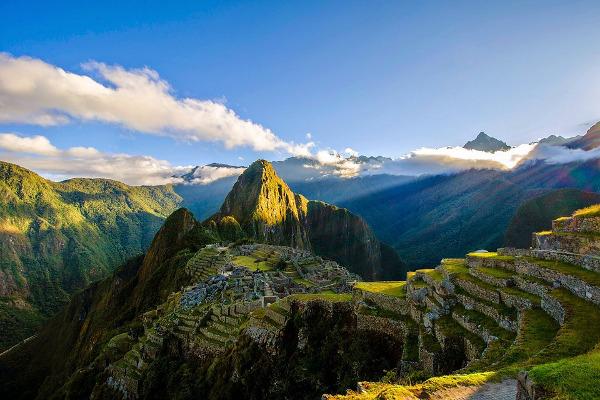 Machu Picchu rovine