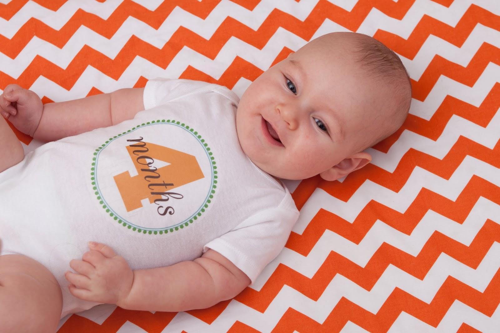 Quarto mese del neonato: tutto quello che devi sapere