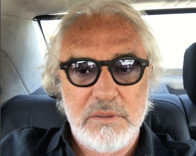 Flavio Briatore e Elisabetta Gregoraci si sono lasciati? Parla l'imprenditore