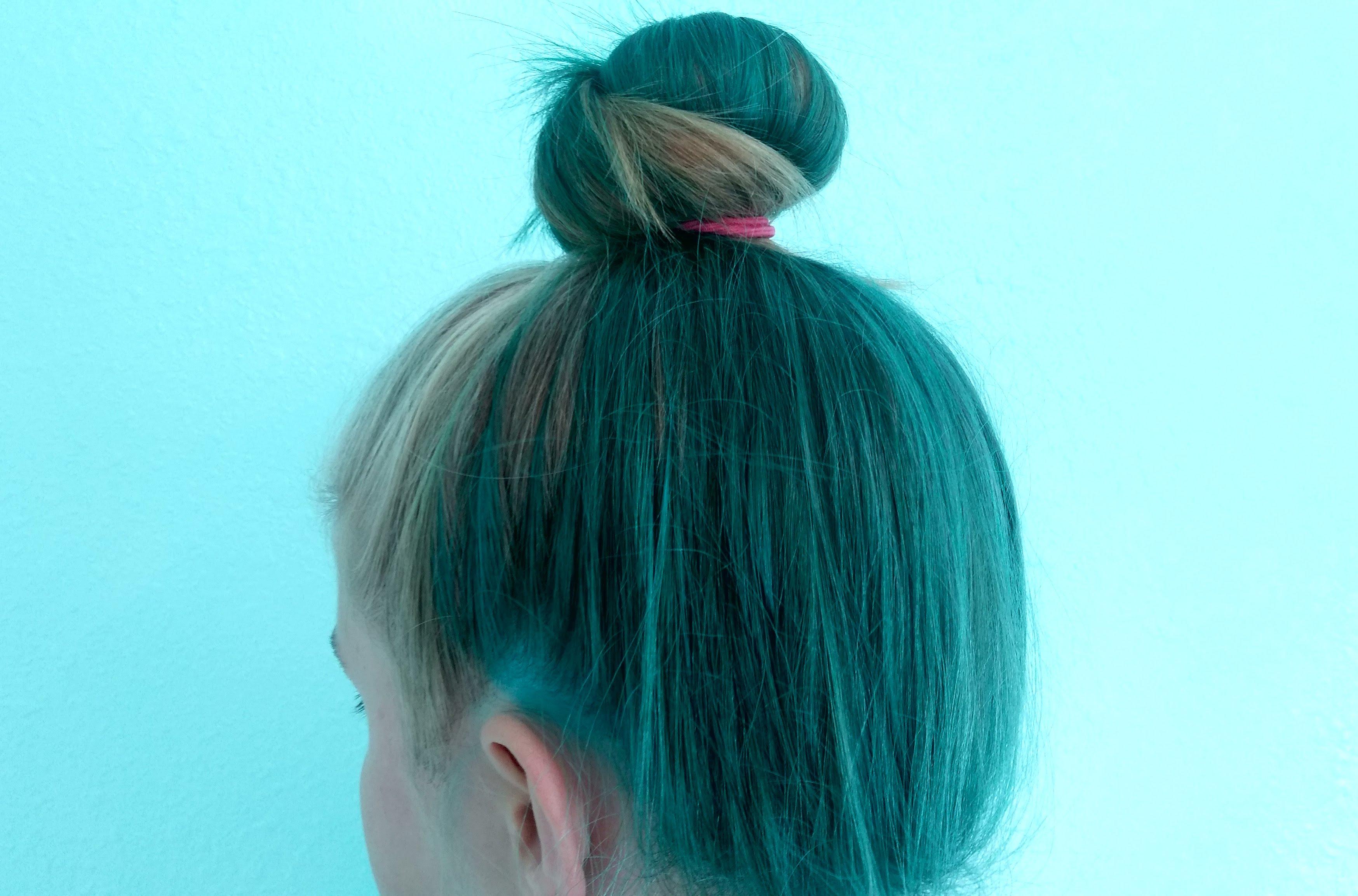 capelli turchesi a chi stanno bene