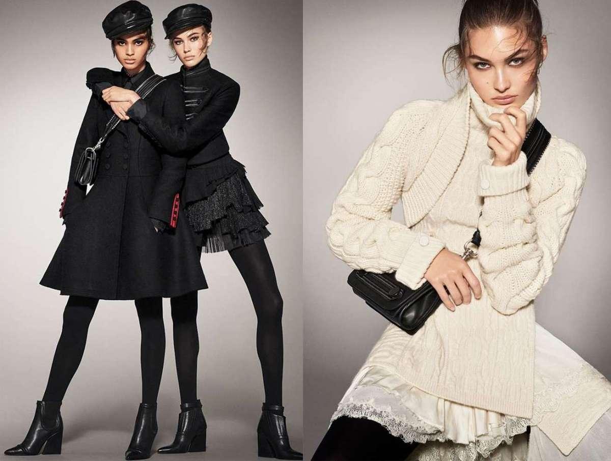3619980222fe Zara abbigliamento Autunno Inverno 2017-2018  la collezione